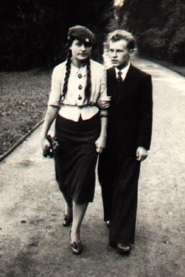 Zofia and Tadeusz