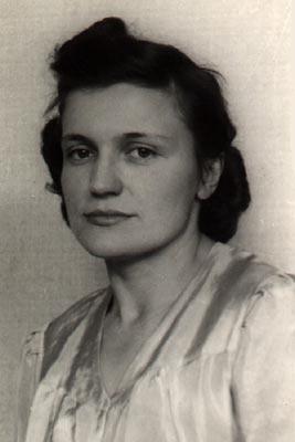 Zofia, Plock 1948