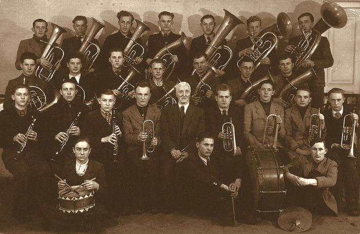 Orkiestra dęta Szkoły Muzycznej w Płocku