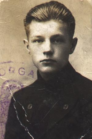 Tadeusz Paciorkiewicz, 1934