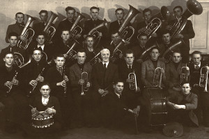 Wind band of Music School in Płock