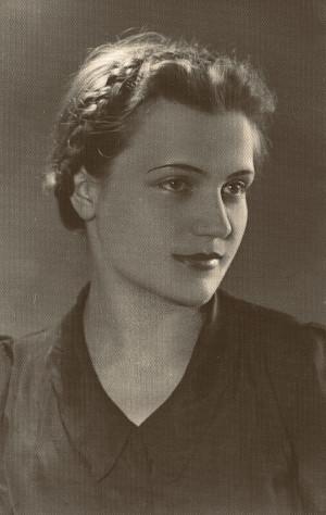 Zofia Wiaczkis, 1938