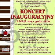 Koncert Inauguracyjny