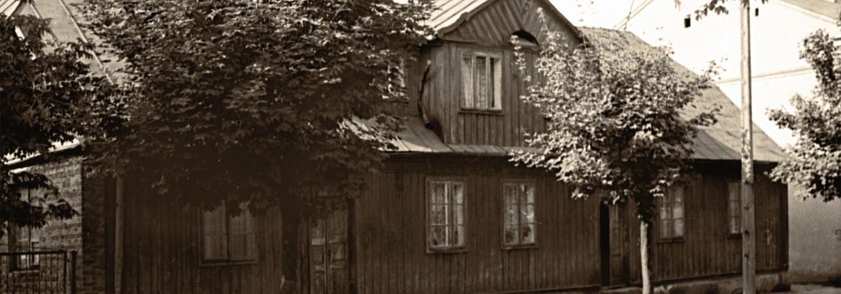 Plebanka - a house bought by Teofil in Sierpc.
